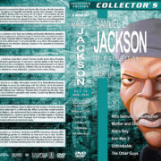 Samuel L. Jackson Film Collection – Set 16 (2009-2010) R1 Custom Covers