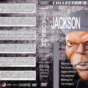 Samuel L. Jackson Film Collection – Set 17 (2010-2012) R1 Custom Covers