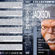 Samuel L. Jackson Film Collection – Set 18 (2012-2014) R1 Custom Covers