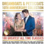 Dreamboats and Petticoats 10th anniversary collection (2016) R0 CUSTOM CD Covers