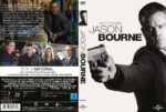 Jason Bourne (2016) R2 GERMAN Custom Cover