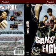 Gangfight (2006) R2 German Covers & label