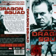 Dragon Squad – Mang lung (2005) R2 German Cover & label