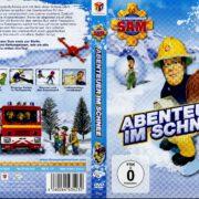 Feuerwehrmann Sam – Abenteuer im Schnee (2015) R2 German Cover