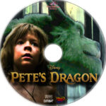 Pete's Dragon (2016) R0 Custom Label