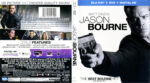 Jason Bourne (2016) R1 Blu-Ray Cover & Labels