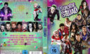 Suicide Squad (2016) R2 German Custom Cover & labels