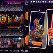 Adventures in Babysitting Double (1987-2016) R1 Custom Cover