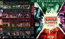 Hammer Films Horror Classics - Volume 1 (1958-1970) R1 Custom Blu-Ray Cover