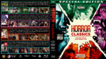 Hammer Films Horror Classics – Volume 1 (1958-1970) R1 Custom Blu-Ray Cover