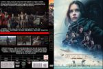 Rogue One a Starwars Story (2016) R0 CUSTOM Cover & label