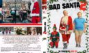 Bad Santa 2 (2016) R0 CUSTOM Cover & label