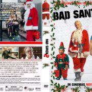 Bad Santa 2 (2016) R0 CUSTOM Cover & label