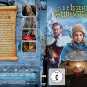 Die Legende vom Weihnachtsstern (2012) R2 German Custom Cover & labels