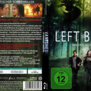 Vanished Left Behind: Next Generation (2016) R2 German Custom Blu-Ray Cover & label