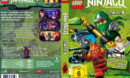 Lego Ninjago Master of Spinjitzu - Staffel 1 (2011) R2 German Custom Cover & labels