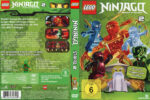 Lego Ninjago Master of Spinjitzu – Staffel 2 (2012) R2 German Custom Cover & labels