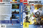 Lego Ninjago Master of Spinjitzu – Staffel 3 (2014) R2 German Custom Cover & labels