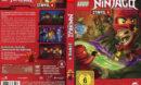 Lego Ninjago Master of Spinjitzu - Staffel 4 (2015) R2 German Custom Cover & labels