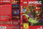 Lego Ninjago Master of Spinjitzu – Staffel 4 (2015) R2 German Custom Cover & labels