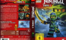 Lego Ninjago Master of Spinjitzu - Staffel 5 (2016) R2 German Custom Cover & labels