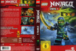 Lego Ninjago Master of Spinjitzu – Staffel 5 (2016) R2 German Custom Cover & labels