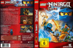 Lego Ninjago Master of Spinjitzu – Staffel 6 (2016) R2 German Custom Cover & Labels