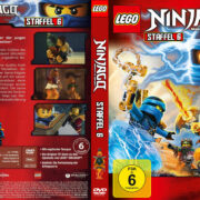 Lego Ninjago Master of Spinjitzu – Staffel 6 (2016) R2 German Custom Cover & Labels