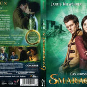 Smaragdgrün (2016) R2 German Custom Blu-Ray Cover & Labels