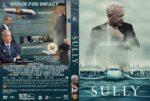 Sully (2016) R1 Custom DVD Cover