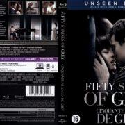 Fifty Shades Of Grey (2015) R2 Dutch Blu-Ray Cover