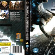 Final Fantasy VII Advent Children (2005) R2 Dutch Blu-Ray Cover