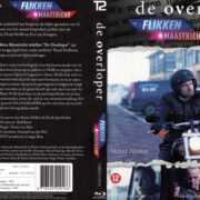 Flikken Maastricht De Overloper (2012) R2 Dutch Blu-Ray Cover