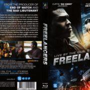 Freelancers (2012) R2 Dutch Blu-Ray Cover