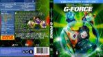 G-Force (2009) R2 Dutch Blu-Ray Cover