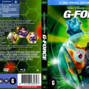 G-Force (2009) R2 Dutch Blu-Ray Cover