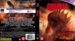 Godzilla (2014) R2 Dutch Blu-Ray Cover