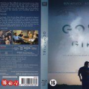 Gone Girl (2014) R2 Dutch Blu-Ray Cover