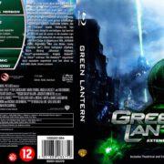 Green Lantern (2011) R2 Dutch Blu-Ray Cover