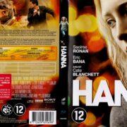 Hanna (2011) R2 Dutch Blu-Ray Cover