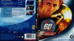 Gone In Sixty Seconds (2000) R2 Dutch Blu-Ray Cover