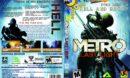 Metro Last Light (2013) PC Custom Cover