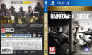 Tom Clancy's - Rainbow Six Siege (Gold Edition) (2015) PS4 Italian Cover
