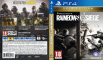 Tom Clancy's – Rainbow Six Siege (Gold Edition) (2015) PS4 Italian Cover