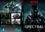Spectral (2016) R0 Custom DVD Cover