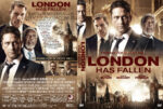 London Has Fallen (2016) R1 Custom DVD Cover