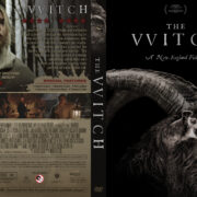 The Witch (2015) R1 Custom DVD Cover