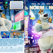 Norm of the North (2016) R1 Custom DVD Cover