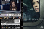 The Girl On the Train (2016) R2 Custom DVD Cover