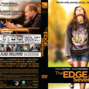The Edge of Seventeen (2016) R0 Custom DVD COver